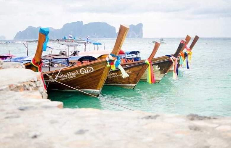 Phi Phi The Beach Resort - Sport - 19