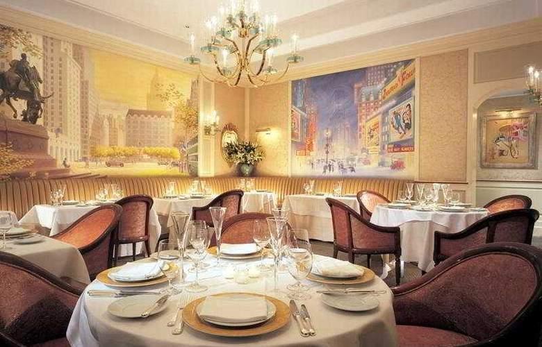The Langham Sydney - Restaurant - 4