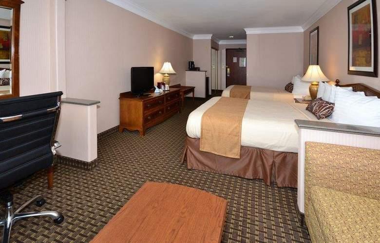 Best Western Plus Suites Hotel - Room - 51
