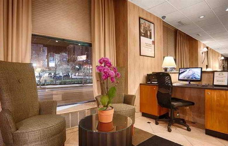 Best Western River North Hotel - Hotel - 40