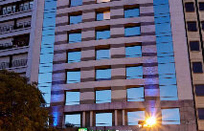Holiday Inn Express Puerto Madero - Hotel - 0