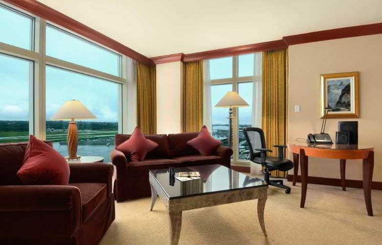 The Fairmont Vancouver Airport - Room - 9