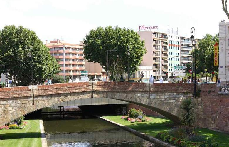 Mercure Perpignan Centre - Hotel - 16