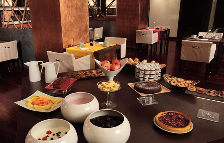 Starhotel Excelsior - Bologna - Restaurant - 14