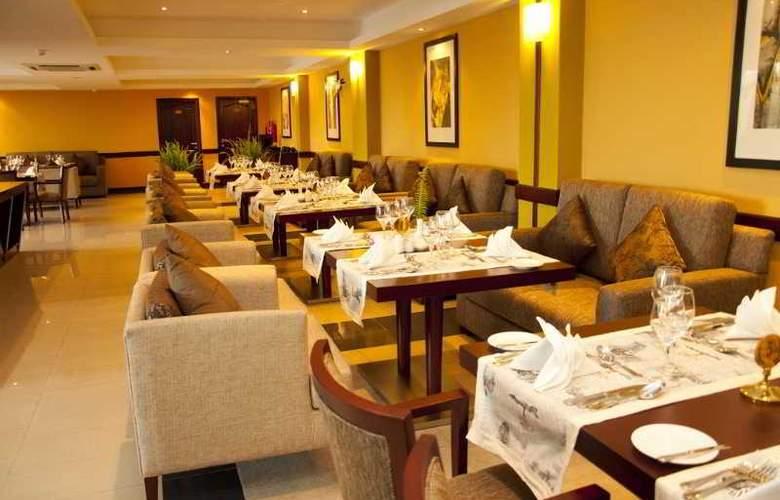 Gorillas City Centre - Restaurant - 3