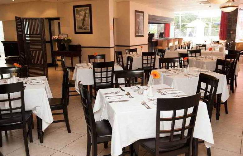 Premier Hotel Cape Manor - Restaurant - 5