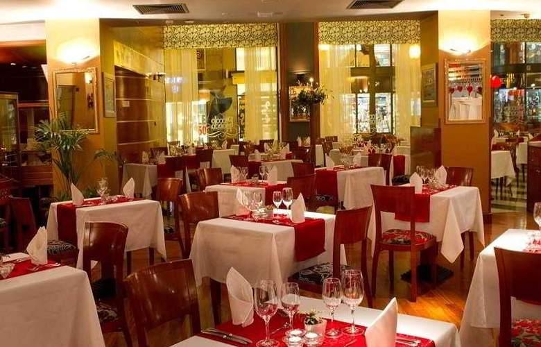 Dubrovnik Zagreb - Restaurant - 9