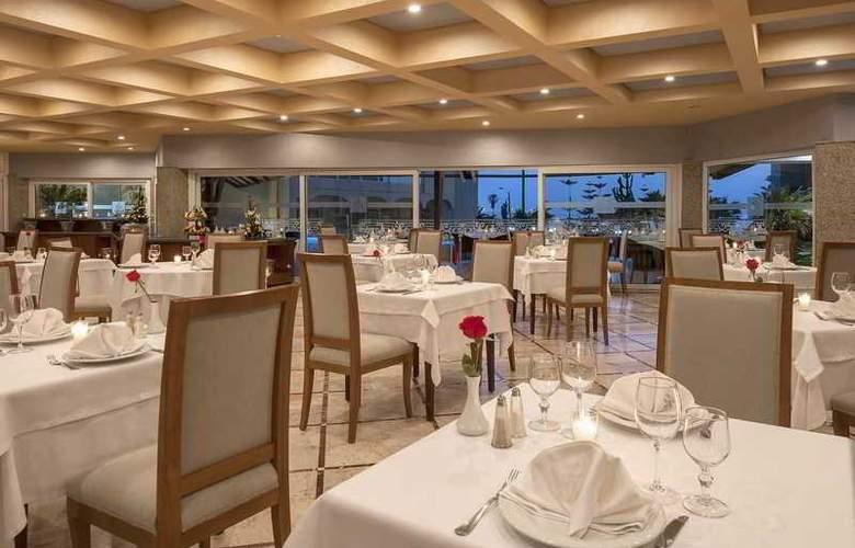 Club Val d Anfa - Restaurant - 22