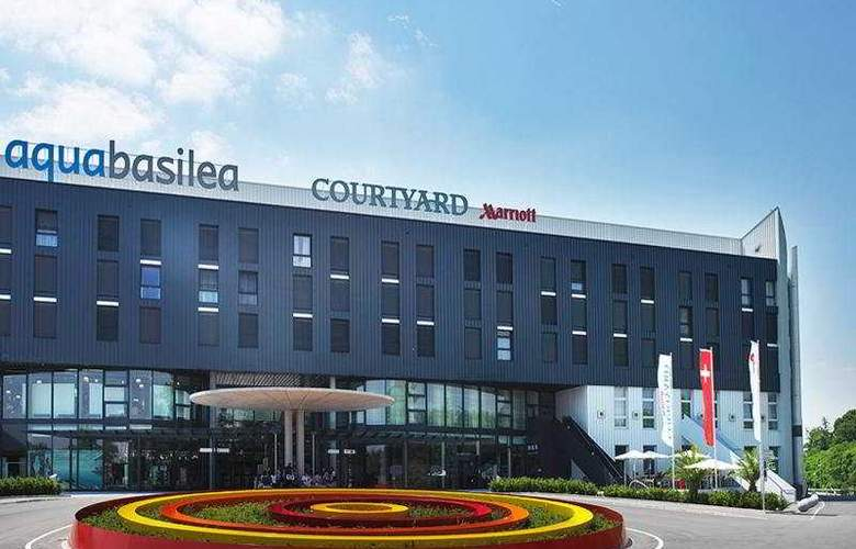 Courtyard By Marriott Basel - Hotel - 0