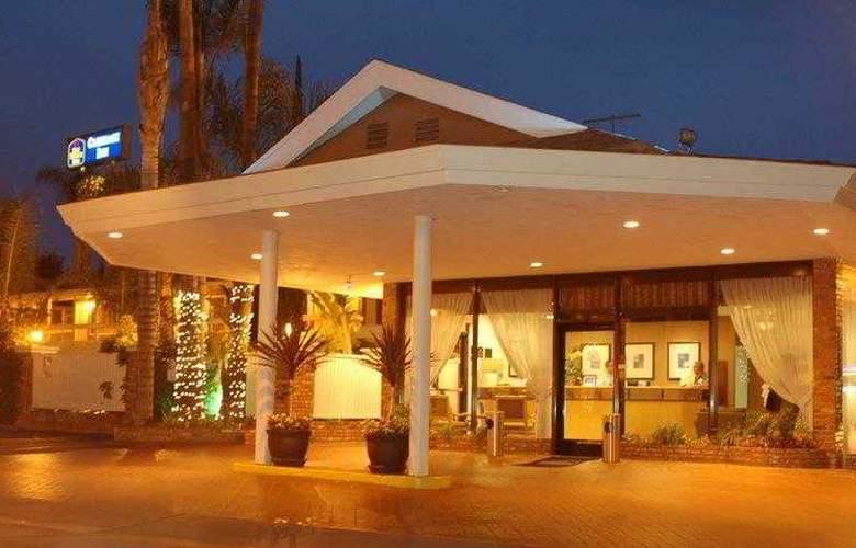 Best Western Plus Carriage Inn Sherman Oaks - Hotel - 5