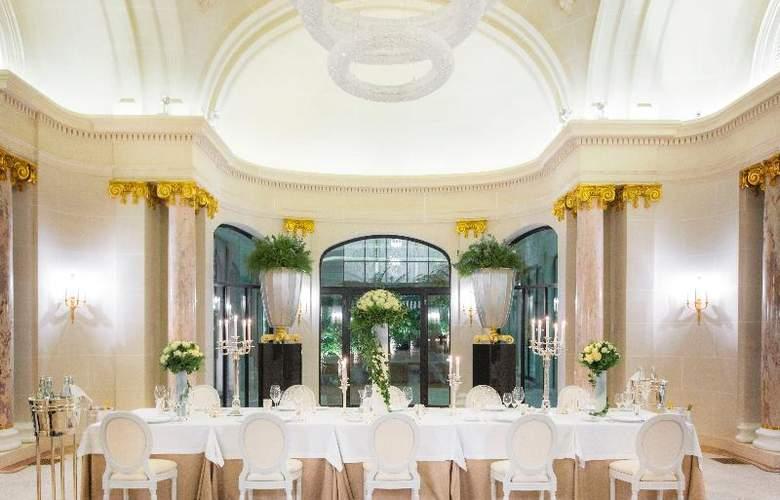 The Peninsula Paris - Restaurant - 25