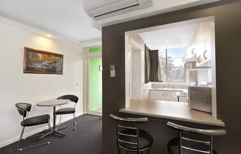 Best Western Melbourne's Princes Park Motor Inn - Hotel - 37