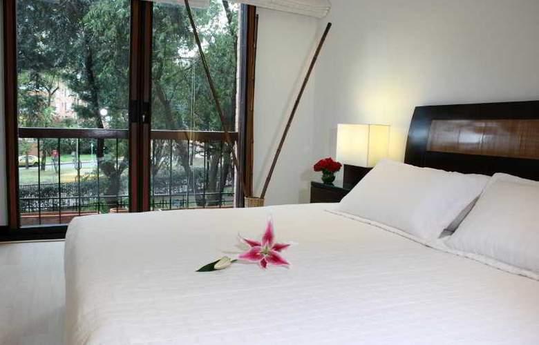 Hotel Cora 127 Plenitud - Room - 15