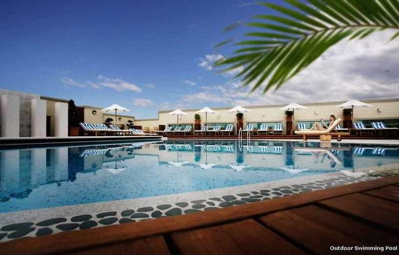 Intercontinental Grand Stanford - Pool - 4