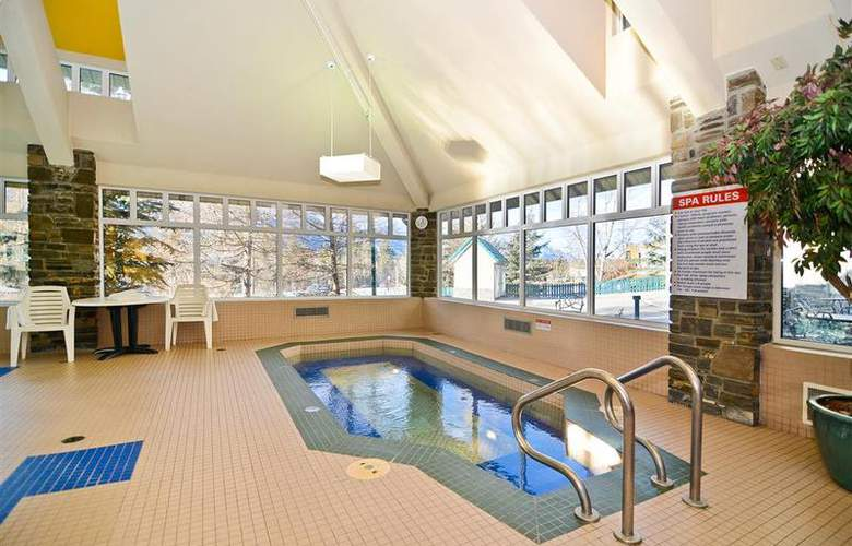 Best Western Plus Pocaterra Inn - Pool - 139