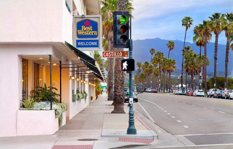 Best Western Beachside Inn Santa Barbara - Hotel - 28