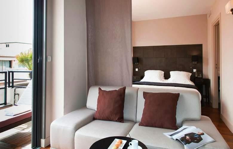 Clarion Suites Cannes Croisette - Room - 21