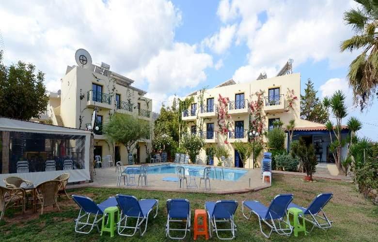 Mylos Apts - Hotel - 0