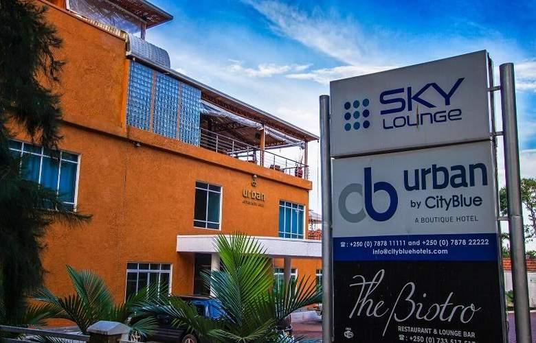 Urban by City Blue Kigali - Hotel - 6