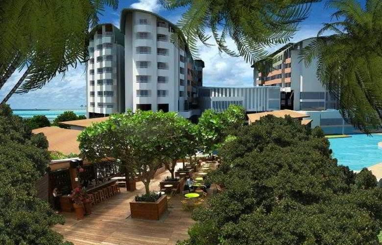 La Blanche Island - Hotel - 0