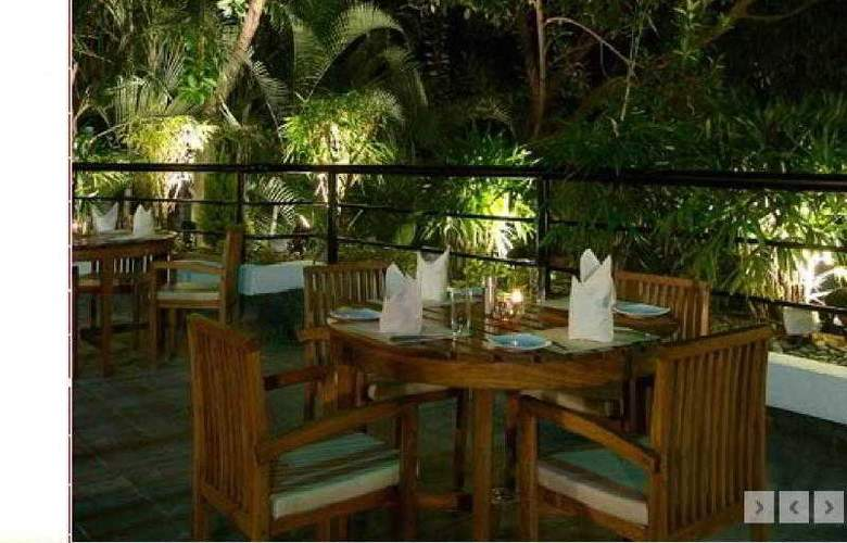 The Gateway Hotel Residency Road Bangalore - Restaurant - 8