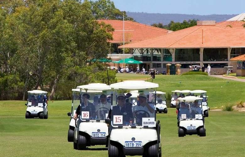 Novotel Vines Resort Swan Valley - Sport - 6