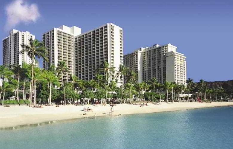 Waikiki Beach Marriott Resort & Spa - General - 1