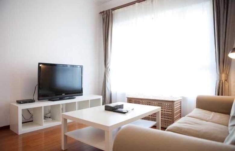 Yopark Serviced Apartment-Hui Ning Garden - Room - 12