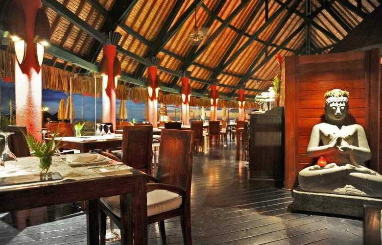 The Tahiti Ia Ora Beach Resort - Restaurant - 11