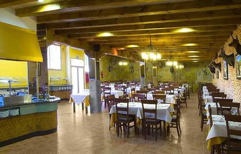 Balneario Parque de Cazorla - Restaurant - 5