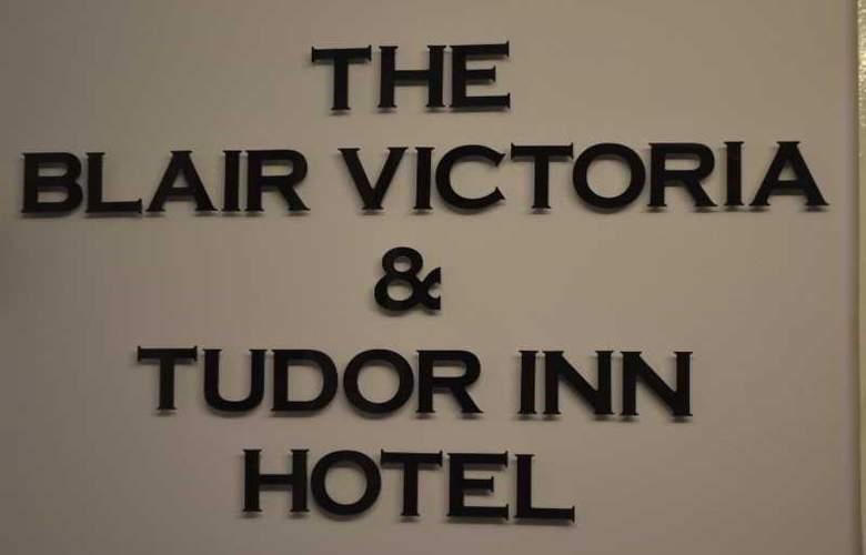 Blair Victoria & Tudor Inn - Hotel - 9