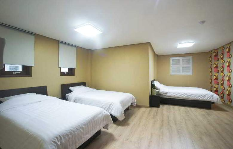 Orange Tree Hotel & Cafe - Room - 8