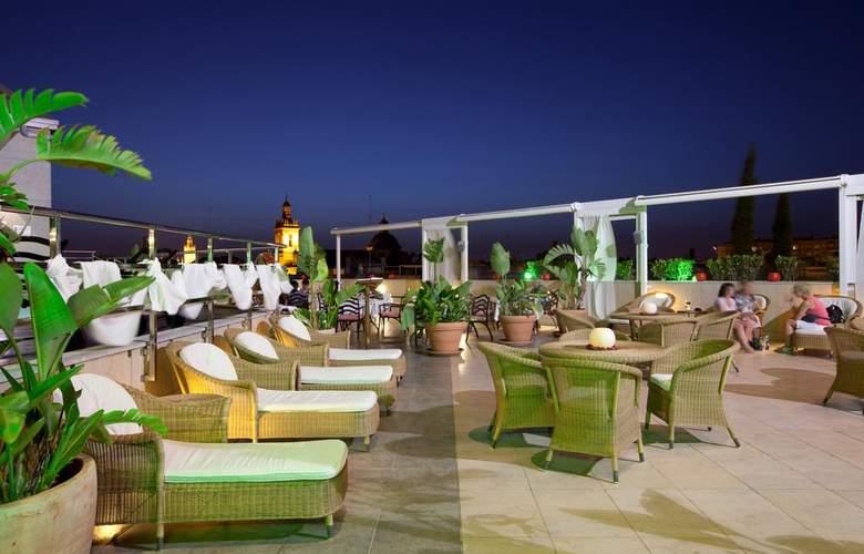 Sevilla Center - Terrace - 8