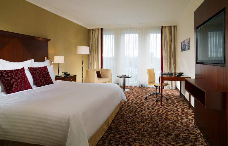 Marriott Berlin - Room - 2