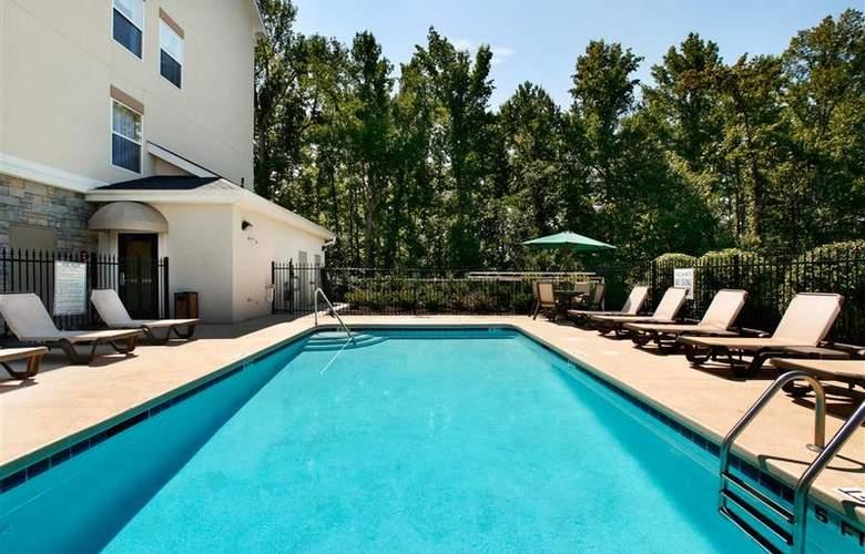 Best Western Plus Piedmont Inn & Suites - Pool - 61