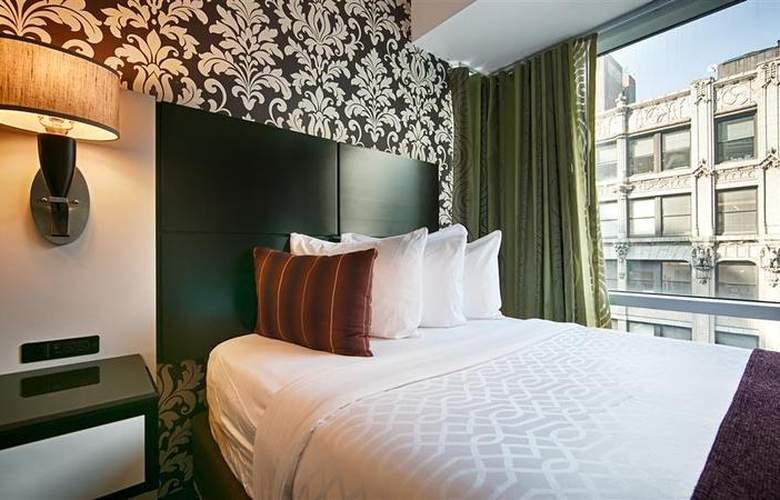 Best Western Premier Herald Square - Room - 83