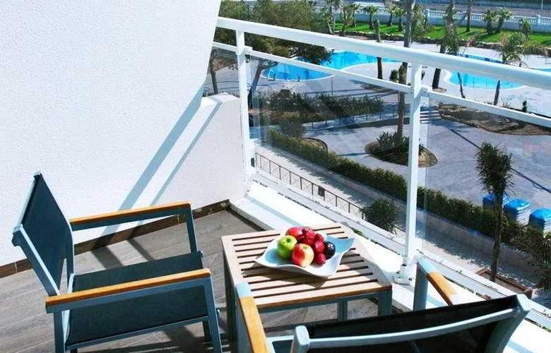 Gran Palas Hotel - Terrace - 5