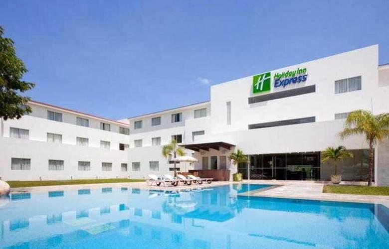 Holiday Inn Express Playacar - Pool - 8
