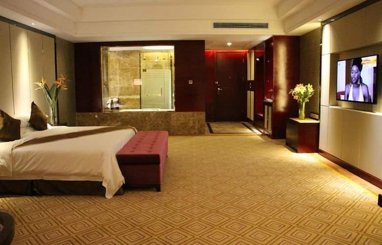 Maputo Afecc Gloria hotel - Room - 20