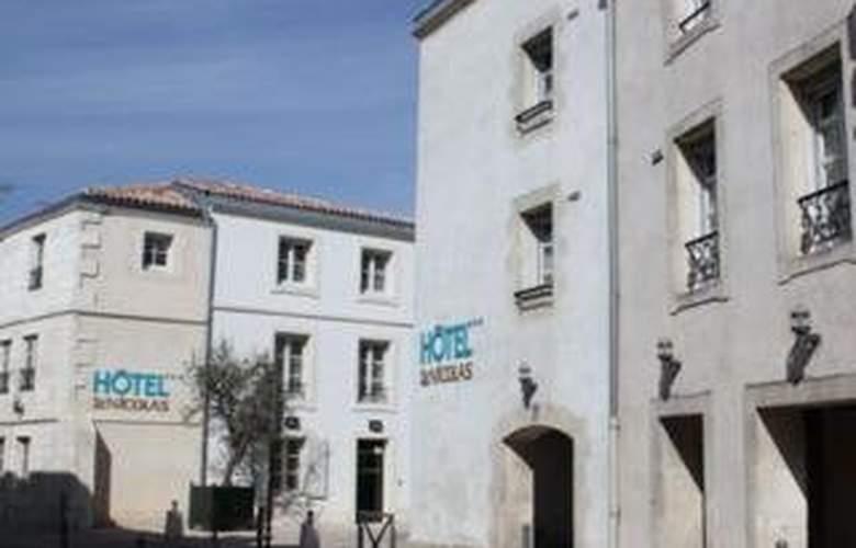 Saint Nicolas Hotel - Hotel - 0