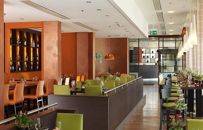Courtyard by Marriott Zurich North - Restaurant - 7