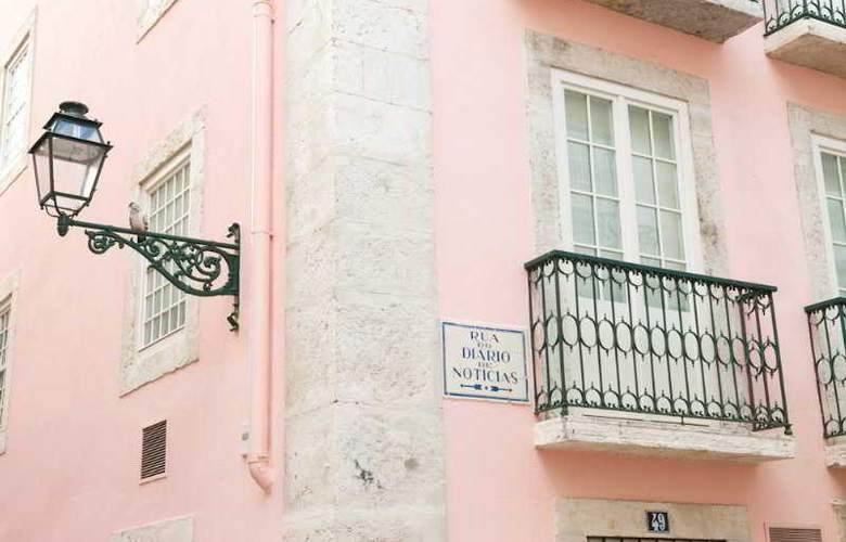 Hello Lisbon Bairro Alto - Hotel - 0