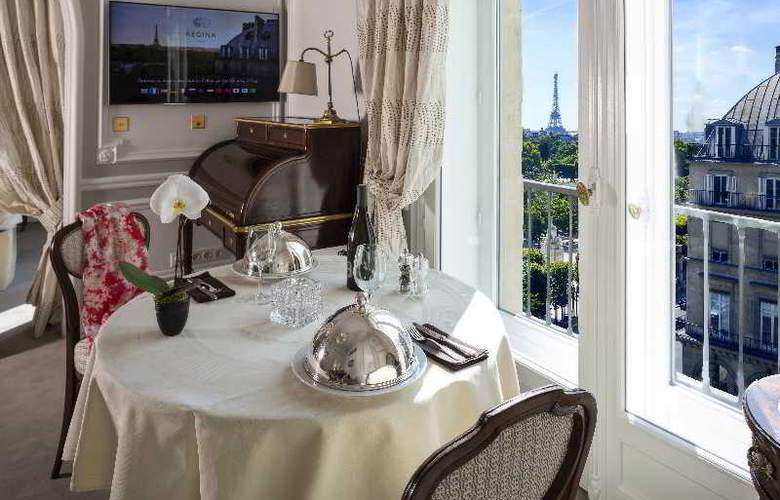 Hotel Regina - Restaurant - 6