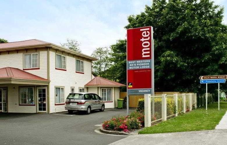 Best Western BK's Pioneer Motor Lodge - Hotel - 5