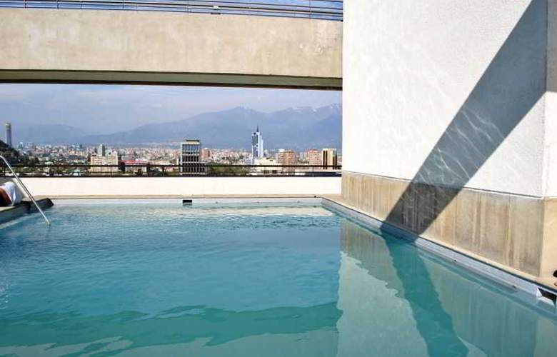 Relen Suites Bellas Artes - Pool - 2