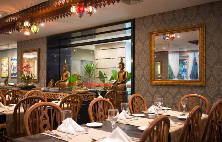 Transamerica Berrini - Restaurant - 5