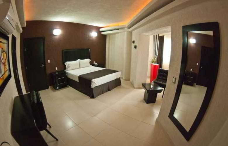 Portonovo Plaza Guadalajara - Room - 9