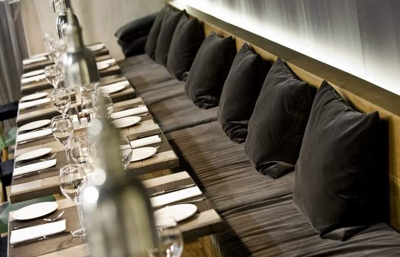 Zenit Abeba - Restaurant - 34