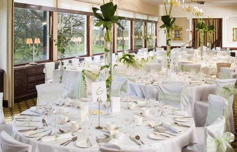 Mercure Norton Grange Hotel & Spa - Hotel - 9