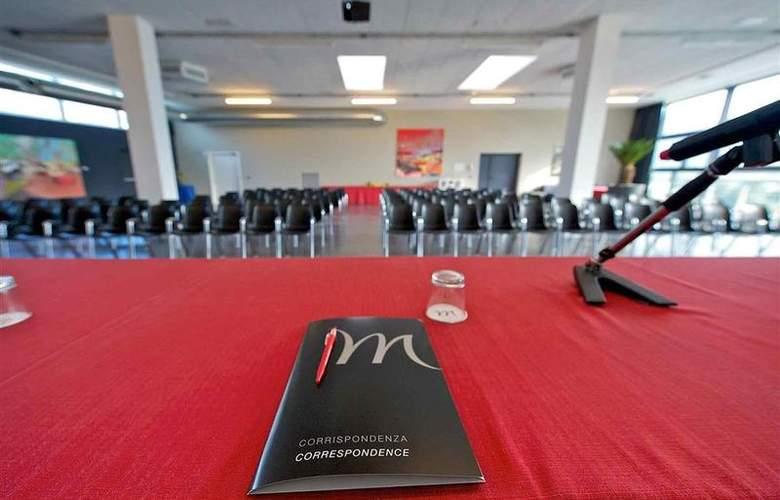 Mercure Nerocubo Rovereto - Conference - 67